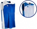 Camiseta de Baloncesto LUANVI Game Reversible  07818-1502