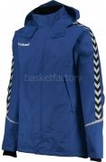 Chaquetón de Baloncesto HUMMEL Authentic Charge All-Weather Jacket 083049-7079